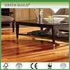 Glossy surface solid teak wooden flooring indoor usage