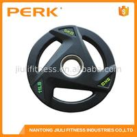 Outdoor used hoist fitness equipment for sale power training color bumper weight plate on sale