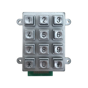 black electronic keypad with good price