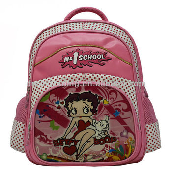 Walmart Factory Guangzhou Anime School Bags And Backpacks - Buy Anime  School Bags And Backpacks,Fashion And Newest Style School Backpack,Popular  High