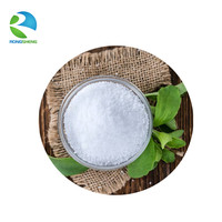 factory supply high pure stevia leaf rebaudioside a 98% price