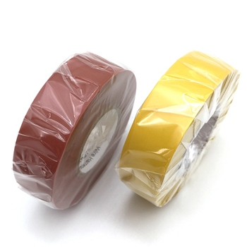 electric insulating tape pvc tape electrical  insulation  rubber   tape