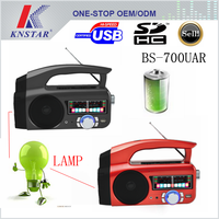 Fm/am Multiband Radio With Usb/sd Music Player Fp-1320u