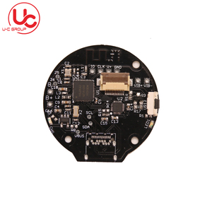 HAL finishing multilayer electronic pcb board & pcba assembly