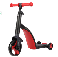 top quality three in one kids 3 wheel kick scooter made in China