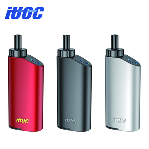 IUOC Heat Without Burning Electronic Smoking Device New E Cig China For Real Cigarettes