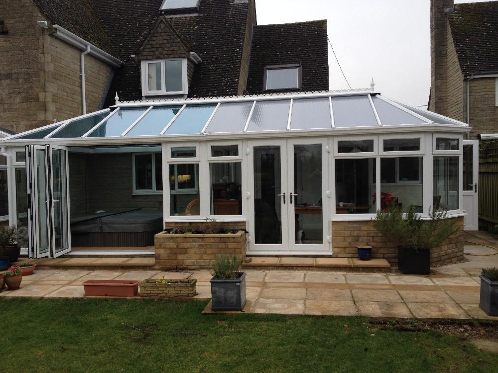 وزجاج orangery غرف حديقة بيوت زجاجية وغرف شمسية  معرف المنتج