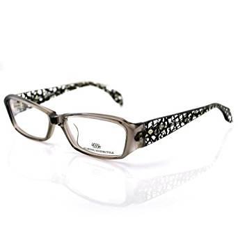 New Pensee Eyeglasses Prescription Rectangle Optical Frame 57mm Demo Lens