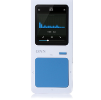 ONN Q7 Portable Mp3 Music Player Support Radio FM Sport Mp3 E-Book Reading 4G Memory Reproductor mp3 Hifi Player Drop Shipping