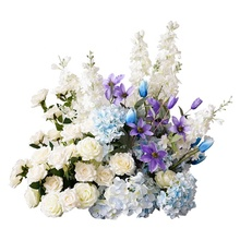 IFG flower arrangement Wedding Stage Guide Background Wall Decoration