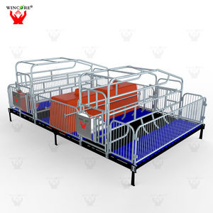 pig farm construction pig farrowing crate for sale