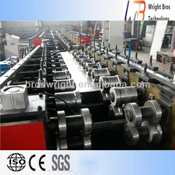 cable tray roll forming machine /cable tray production line