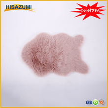 Brand Luxury Shaggy Faux Fur Bed Chair Seat Pad Floor Mat