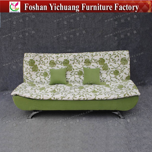 Wholesale Used Aluminum Hotel Furniture with sofa bed YC-C038-01