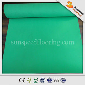 2mm 3mm EVA underlayment for engineered wood flooring