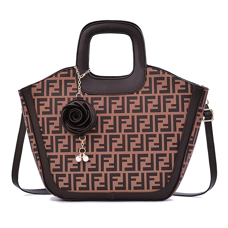 Women's bag wholesale Newest litchi pattern fashion ladies pu leather luxury bags women handbags