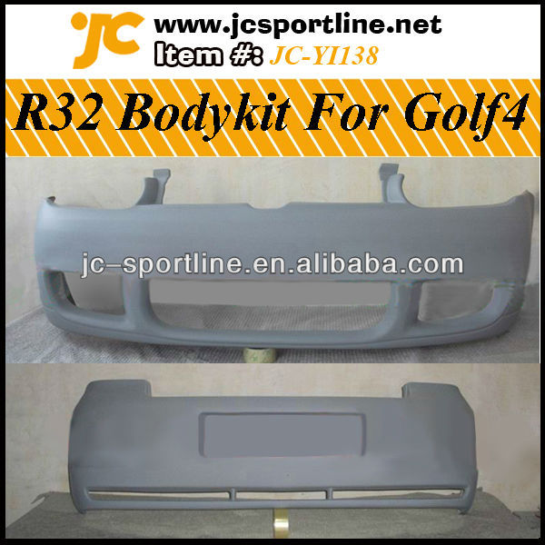 For VW Golf 4 Auto Styling Body Kit ,R32 Bumper Kits