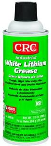 CRC 03080 White Lithium Grease Spray, (Net Weight: 10 oz.) 16oz Aerosol, Model: 3080, Car & Vehicle Accessories / Parts
