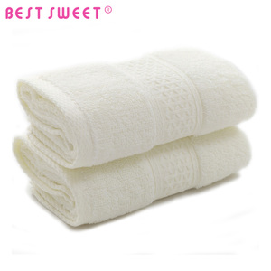 face wash towel/wash cloth /hotel cotton face towel size