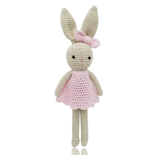 Dolls Crochet Doll Rabbit