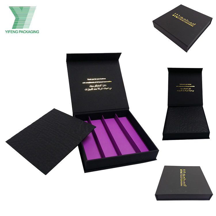 China supplier luxury candy gift package custom chocolate packaging