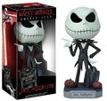 The Nightmare Before Christmas Jack Wacky Wobbler Bobble Head PVC Action Figure Collection Toy Doll Kids