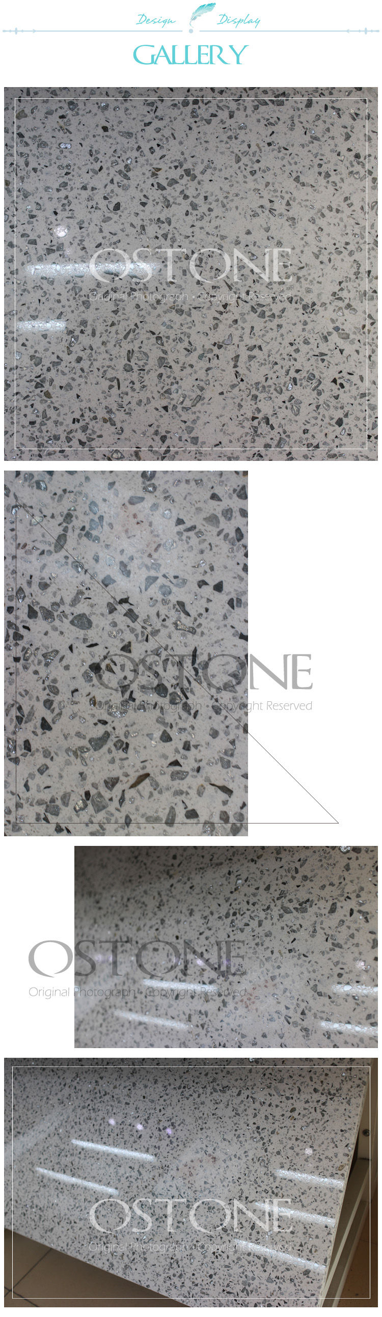 Top quality shining glitter white synthetic quartz sparkle floor top quality shining glitter white synthetic quartz sparkle floor tiles dailygadgetfo Gallery