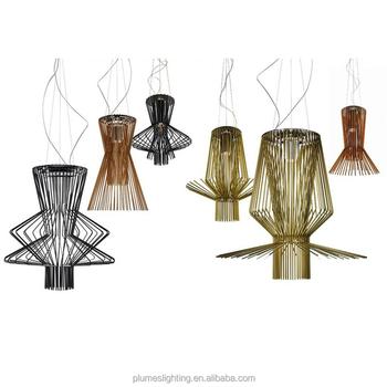 Replica foscarini allegro suspension chandelier modern metal pendant replica foscarini allegro suspension chandelier modern metal pendant lamp aloadofball Images