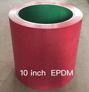 Factory customized low price silicone rubber rollers