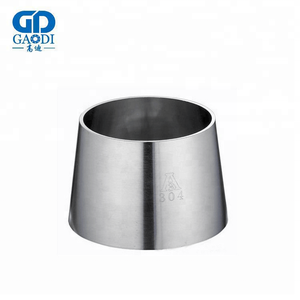 "3"" x 2"" Pipe Size 304L Stainless Steel Concentric Reducer"