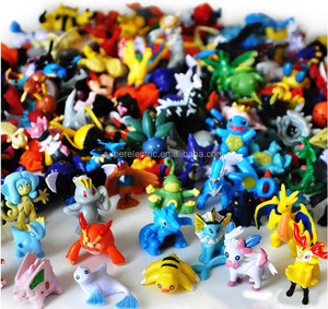 hot selling cheap 144 action figures pokemon toys