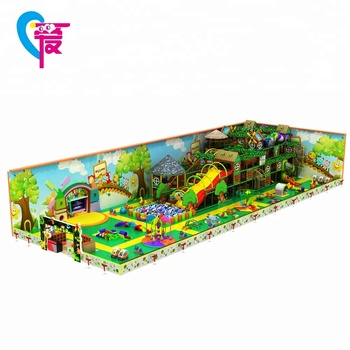 A-15335 China Manufacture Cheap Children/Child Indoor Playground Equipment For Kids Park