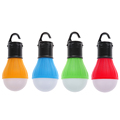 2 Pcs Set Portable Hanging LED Camping Lantern Battery LED Camping Lamp Camping Light LED Tent
