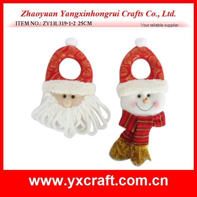 Christmas hanging item (ZY13L319-1-2 25CM) christmas supplies christmas pendant