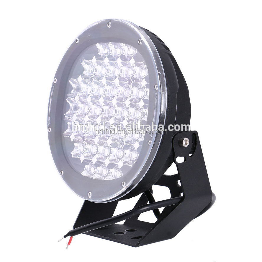 9 Inch 37 Pieces LED Work Light 111W 10000LM 6500K For Jeep/Tractor/Truck/SUV/ATV