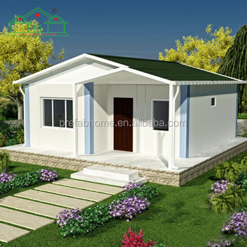 One-stop fast assembly sandwich panel prefabricated house supplier