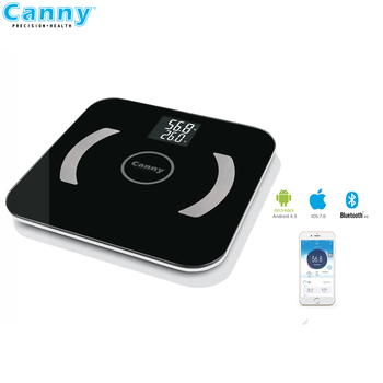 iOS Android Bluetooth body fat scale