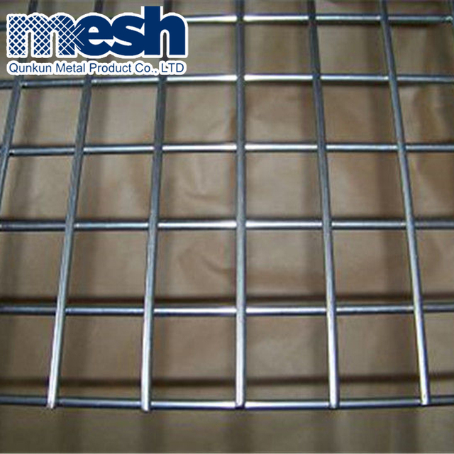 China Welded Wire Mesh For Reinforcement Concrete Wholesale ...