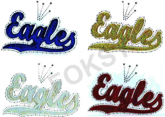 Finden Sie Hohe Qualität Eagle Rhinestone Schablone Hersteller und ...