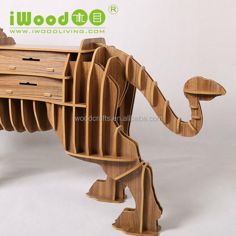 Dise o estante para libros de madera decoraci n del hogar - Libros de decoracion de interiores ...