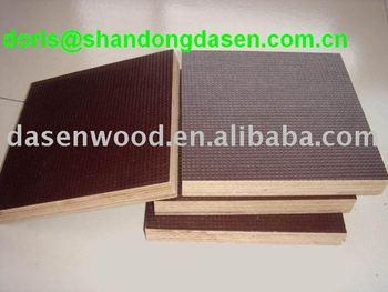 18 mm 21 mm noir brun anti slip film face - Contreplaque 18 mm ...