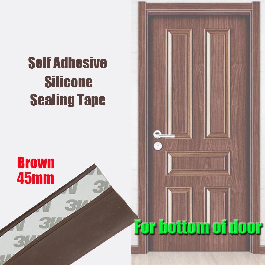 45mm marr n burletes de goma 3 m adhesivo silicona puerta - Burlete de silicona ...