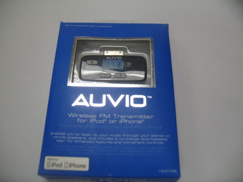AUVIO® FM Transmitter Dongle w/ OS 3.0