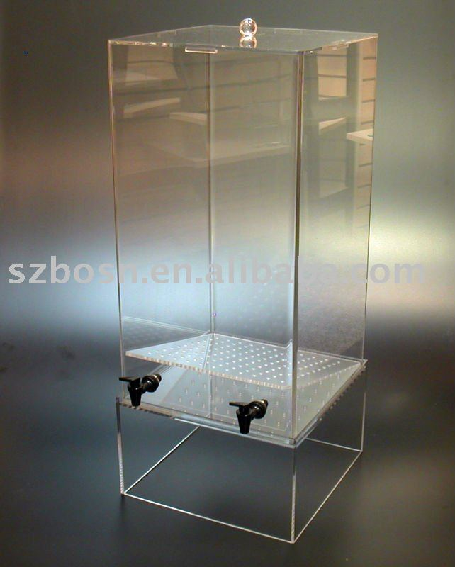 Acrylic Water Dispenser,Plastic Beverage Display,Lucite Drinking Fontain