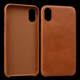 For iphone XS Max Case Real Leather Mobile Phone Case,for iphone XS Max Back Case Genuine Leather