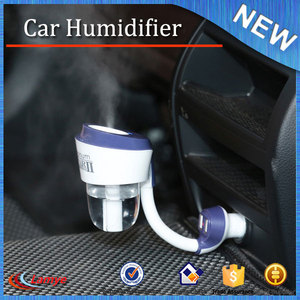 Nanum II USB car aromatherapy humidifiers air purifiers, multifunction USB car charger new inventions in china 2018