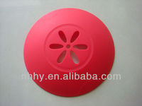 Hot Sell Colorful Silicone Pot Cover /Silicone Pot lids/Lid Spill Stopper