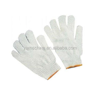 Ne 6/1 Open End Blended Best Discount Recycled Yarn Cotton Glove ...