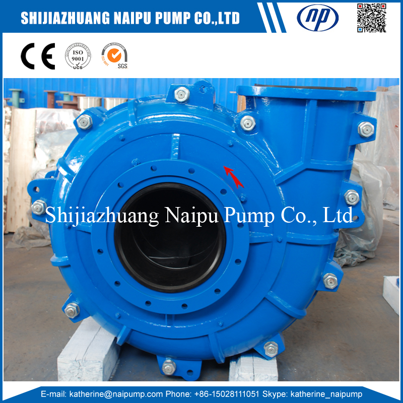 Naipu 300ZJD Belt and Pulley Driven Centrifugal Water Pump