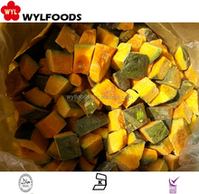 New season High quality Iqf frozen pumpkin